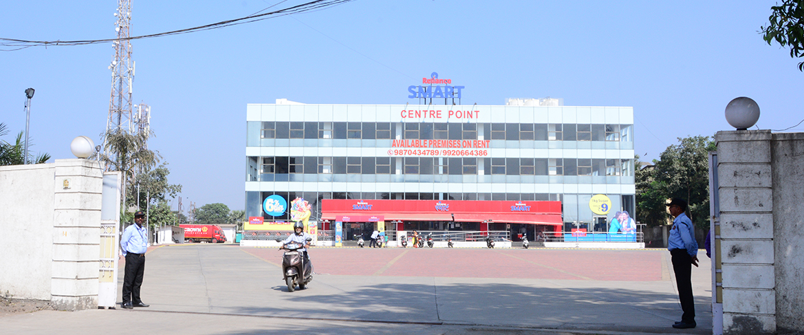 Commercial premises available in Panvel